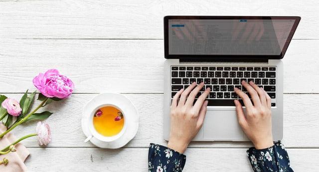 Schrijven voor geld met een eigen blog of website