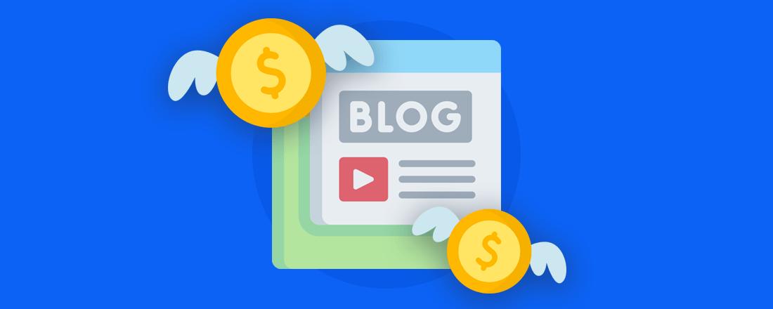 Geld verdienen met bloggen is nog steeds een van de meest populaire methodes voor een inkomen via internet.