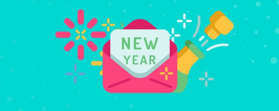 Gelukkig nieuwjaar! 2021 is hier en dit is mijn visie plus boodschap aan jou